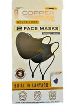 NEW Copper Fit Never Lost Face Mask Adjustable Lanyard (2)