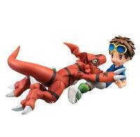 Anime Digimon AdventureTamers Matsuda Takato Action Figure Model Toys 5'' In Box