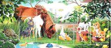 Australia (Scott 1563A) - 1996-97 Pets (Souvenir Sheet) - Mnh