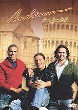 Andiamo Love From Italy PBS TV Three Italian Tenors concert + bonus music, more
