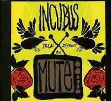 Talk Shows on Mute [Single, Import] INCUBUS BRAND NEW, FACTORY SEALED