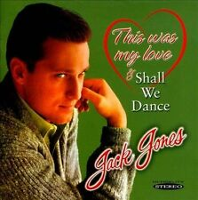 This Was My Love/Shall We Dance by Jack Jones (CD, Jan-2012, Allegro Corporation (Distributor US)