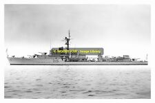 rp13189 - Royal Navy Warship - HMS Cavendish D15 , built 1944 - photograph 6x4