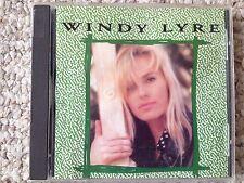 Windy Lyre,  self titled CD 1991 Blonde Vinyl Records