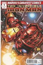 Invincible Iron Man Mgc #1 (2010) Vf/Nm