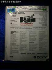 Sony Service Manual DCR TRV110E TRV210E TRV310E TR7000E TR7100E (#5761)