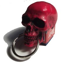 USA made Skull Pool Billiards Cue Chalker Holder Chalk joint protectors 29-CC-R