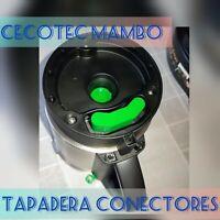 Tapones flexibles limpieza jarra Cecotec Mambo-Plug cap connectors Jar Cecotec