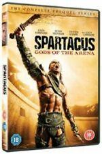 Spartacus Gods of The Arena DVD 2011 Region 2