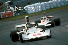 James Hunt Hesketh 308B Winner Dutch Grand Prix 1975 Photograph 1