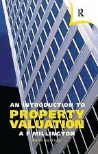 An Introduction to Property Valuation-ExLibrary