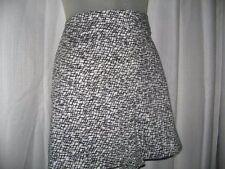 Geometric Low Rise Shorts for Women