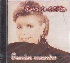 Yolanda Del Rio Grandes Recuerdos CD New Sealed