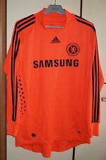 Chelsea 2009 - 2010 Goalkeeper football shirt jersey Adidas size M