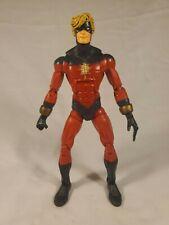 Toybiz Marvel Legends Modok Series Captain Marvel 6 Inch Action Figure Loose