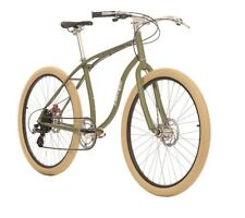 Cheetah Attack 7 speed Olive Green 54cm