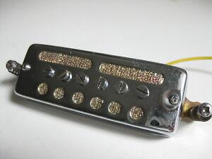 Vintage Teisco Domino Kawai Kingston Guitar Pickup for Project Upgrade
