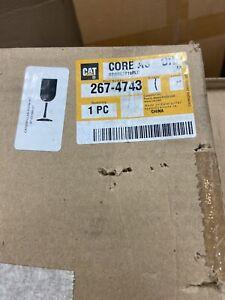 2674743 Core Oil Cooler Cat Caterpillar 10062