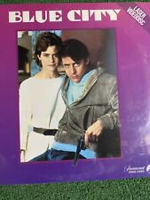 Blue City Laserdisc LD Free Ship $30 Orders