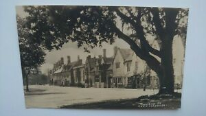 Chipping Campden, Greville House Real Photo Postcard