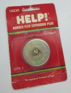 "Dorman Help 10230 1-3/8"" 1.375"" Rubber Expansion Plug 35mm 570-008 02602"