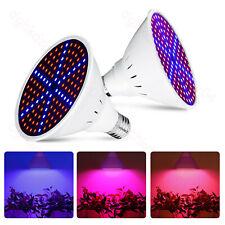 200w E27 200smd Led Grow Lights For Indoor Plant Hydroponic Veg Flower Plantlamp
