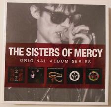 "THE SISTERS OF MERCY ""Original Album Series"" 2009 Warner 5 CDs BOX SET"