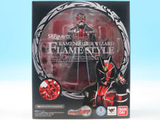 [FROM JAPAN]S.H.Figuarts Kamen Rider Wizard Flame Style Action Figure Bandai