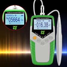 New Listingdigital Handheld Gauss Meter Surface Magnetic Field Tester Magnetic Flux Meter
