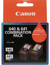canon ink cartridges 640 641