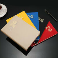 A5 2020 Planner Agenda Calendar Notebook Weekly Diary Monthly Organizer ScheduDD