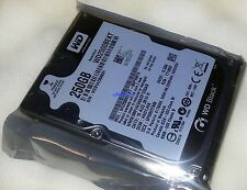 Dell NUEVO Western Digital 250GB 7.2k K Disco duro SATA 2.5 wd2500bekt-00pvmt0