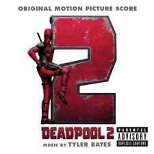 Deadpool 2 OST - Tyler Bates [CD]