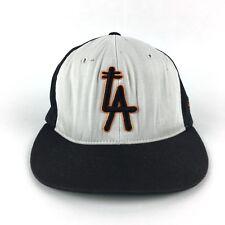 ef733ada0aa Vintage Stussy Headgear L.A. XXV FlexFit Hat Size S-M
