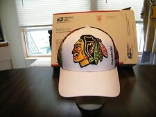 CHICAGO BLACKHAWKS REEBOK FACE OFF SNAPBACK CAP, HAT, OFFICIAL NHL, NWT