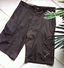 ONEILL Casual Shorts Size 31 Mens Brown