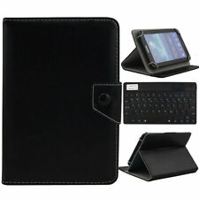 Leather Case with Bluetooth cordless keyboard stand for Samsung Galaxy Tab 2 7.0
