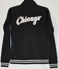 Victoria's Secret PINK Chicago White Sox Fleece Lined Full zip jacket Small