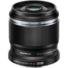 Olympus M. Zuiko Digital ED 3,5 / 30 mm Macro Objektiv Neuware