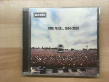 Oasis Time Flies ... 1994-2009 2-CD compilation 2010 Big Brother RKIDCD66 EX