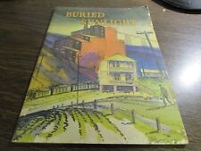 VINTAGE - BURRIED SUNLIGHT - THE STORY OF COAL BY RAYMOND E. JANSSEN - 1941