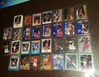 Michael Jordan Fleer NBA Basketball Card Collection! Up to 29 years old *CHOOSE*