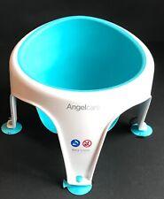 Angelcare Soft Touch Baby Bath Seat - Aqua