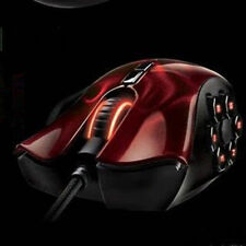 2016 MMO Razer Naga Gaming Mouse 5600dpi 3.5G Laser Sensor 6 Buttons New TM3