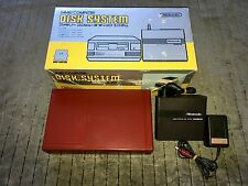 Famicom Disk System Console System - New Belt - FDS - Nintendo - JAP