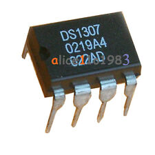 10PCS IC DS1307 DS1307N DIP-8 RTC SERIAL 512K I2C Real-Time Clock