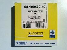 beschichtete GÖTZE Kolbenringe 81mm 1,8 2,3 2,8 16V G60 PG KR PL S2 VR6 Turbo