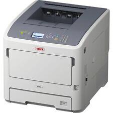 OKI B731dnw A4 Wireless Mono Laser Printer