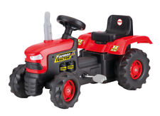 Kid's Ride on Red Pedal Operated Tractor Toy 3 to 5 Year