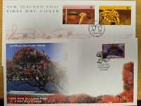 New zealand stamps  1996 Music Orchestra  and definitely FDC (2)
